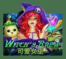 joker เกมส์ Witch's Brew